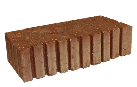 Полнотелый кирпич М-150 Алексин