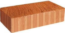 Полнотелый кирпич М-150 Ломинцево